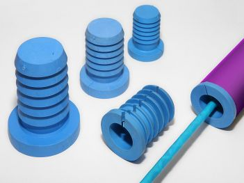 Bouchons HDPE universels